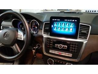 Штатная магнитола Carmedia XN-M8001 для Mercedes ML W166, GL X166 2011-2015 NTG 4.5 с 4G Sim на Android 9.0