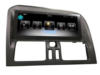 Штатная магнитола Carmedia XN-V8004 для Volvo XC60 2015-2017 на Android 9