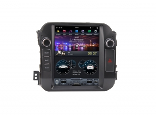 Головное устройство в стиле Тесла Carmedia ZF-1137-DSP для Kia Sportage 2010-2016 c DSP процессором на Android