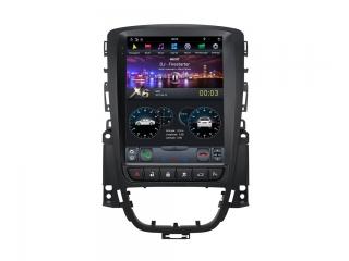 Головное устройство Tesla Carmedia ZF-1227-DSP для Opel Astra J c DSP процессором на Android