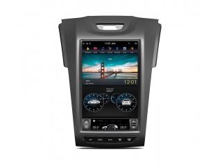 Головное устройство в стиле Тесла Carmedia ZF-1262-DSP для Chevrolet Trailblaizer 2012-2015 c DSP процессором на Android