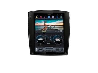 Головное устройство Tesla Carmedia ZF-1302-DSP для Mitsubishi Pajero 4 c DSP процессором на Android