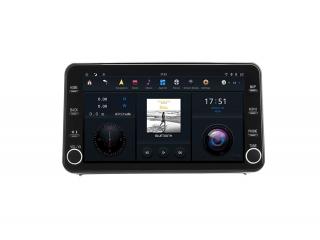 Головное устройство в стиле Тесла Carmedia ZF-6008-DSP для Toyota Corolla 2019+ c DSP процессором на Android