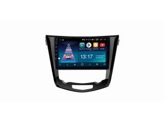 Штатная магнитола Daystar DS-7015Z для Nissan X-Trail, Qashqai 2014+ с DSP процессором, 4/64 GB, 4G LTE Sim, Android 8.1