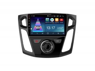 Штатная магнитола Daystar DS-7079Z для Ford Focus 3 2015+ с DSP процессором, 4/64 GB, 4G LTE Sim, Android 10