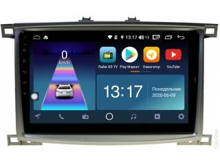 Штатная магнитола Daystar DS-7083Z для Toyota Land Cruiser 100 с DSP процессором, 4/64 GB, 4G LTE Sim, Android 10