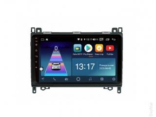 Штатная магнитола Daystar DS-7096Z для Mercedes Benz Sprinter, Vito, Viano, A-class, B-class и VW Crafter с DSP процессором, 4/64 GB, 4G LTE Sim, Android 8.1