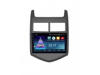 Штатная магнитола Daystar DS-7103Z для Chevrolet Aveo 2011+ с DSP процессором, 4/64 GB, 4G LTE Sim, Android 10