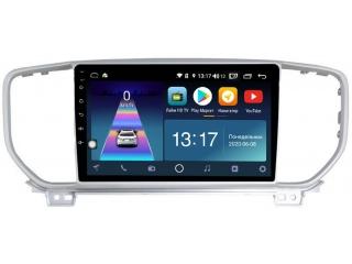 Штатная магнитола Daystar DS-7170Z для Kia Sportage 2018+ с DSP процессором, 4/64 GB, 4G LTE Sim, Android 10
