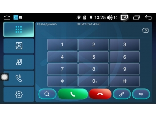 Штатная магнитола Daystar DS-7194Z для Toyota Highlander 2007-2013 с DSP процессором, 4/64 GB, 4G LTE Sim, Android 8.1