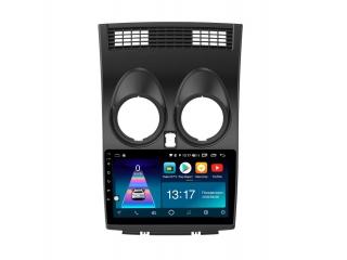 Штатная магнитола Daystar DS-7214Z для Nissan Qashqai 2006-2014 с DSP процессором, 4/64 GB, 4G LTE Sim, Android 10