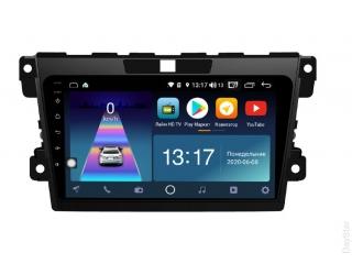 Штатная магнитола Daystar DS-7230Z для Mazda CX-7 с DSP процессором, 4/64 GB, 4G LTE Sim, Android 10