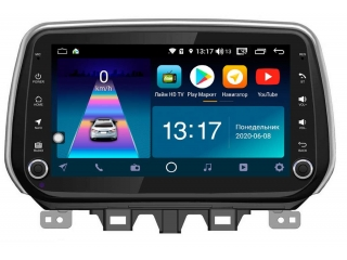 Штатная магнитола Daystar DS-8105ZK для Hyundai Tucson 2018+ с крутилками с DSP процессором, 4/64 GB, 4G LTE Sim, Android 8.1