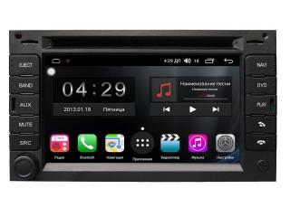 Штатная магнитола FarCar RG017 s300 для Peugeot 207, 307, 3008, 5008, Partner, Citroen Berlingo, C2, C3, Jumpy, Jumper с DSP процессором и 4G модемом на Android 9