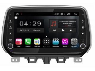 Штатная магнитола FarCar RG1135 S300 для Hyundai Tucson 2018+ с DSP процессором и 4G модемом на Android 9