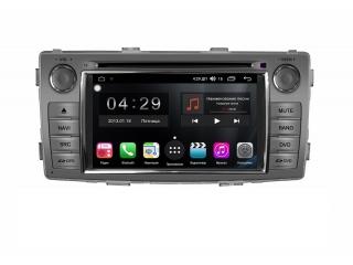 Штатная магнитола FarCar RG143 S300 для Toyota Hilux Hilux, Fortuner с DSP процессором и 4G модемом на Android 9