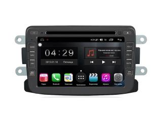 Штатная магнитола FarCar RG157 S300 для Renault Duster, Sandero, Logan, Lada XRAY с DSP процессором и 4G модемом на Android 9