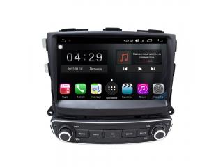 Штатная магнитола FarCar RG224H для Kia Sorento 2012+ (максимальная) с DSP процессором и 4G модемом на Android 9