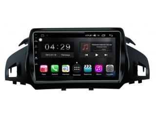 Штатная магнитола FarCar RG362 для Ford Kuga 2013+ 8 дюймов с DSP процессором и 4G модемом на Android 9