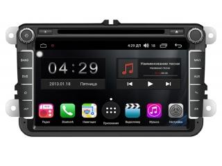 Штатная магнитола FarCar RG370 S300 для Volkswagen, Seat, Skoda с DSP процессором и 4G модемом на Android 9