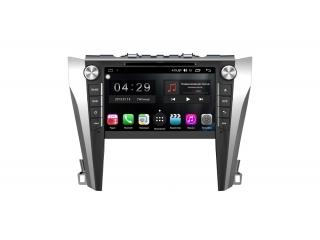 Штатная магнитола FarCar RG432 S300 для Toyota Camry V55 с DSP процессором и 4G модемом на Android 9