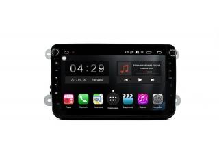 Штатная магнитола FarCar RG836 для Volkswagen, Skoda, Seat с DSP процессором и 4G модемом на Android 9