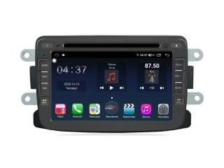 Штатная магнитола FarCar s400 TG157 для Renault Duster, Sandero, Logan, Lada XRAY с DSP процессором и 4G модемом на Android 10