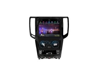 Головное устройство в стиле Тесла FarCar ZF004 для Infiniti G25, G37 с матрицей IPS HD на Android