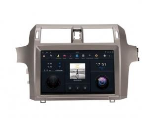 Головное устройство в стиле Тесла FarCar ZF013 для Lexus GX 460 2010-2018 с матрицей IPS HD на Android