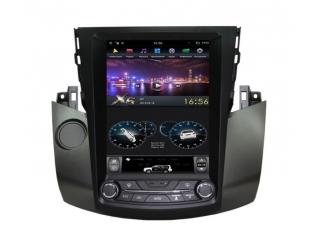Головное устройство в стиле Тесла FarCar ZF018 для Toyota RAV4 2006-2012 с матрицей IPS HD на Android