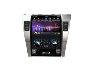 Головное устройство в стиле Тесла FarCar ZF064 для Toyota Camry V40 с матрицей IPS HD на Android