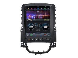Головное устройство в стиле Тесла FarCar ZF072 для Opel Astra J с матрицей IPS HD на Android