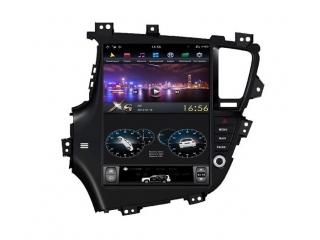 Головное устройство в стиле Тесла FarCar ZF091-1 для Kia Optima 2010-2013 с матрицей IPS HD на Android