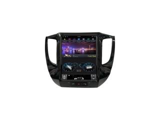 Головное устройство в стиле Тесла FarCar ZF094-1 для Mitsubishi Pajero Sport 2016+ с матрицей IPS HD на Android