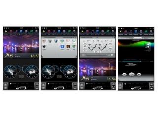 Головное устройство в стиле Тесла FarCar ZF109 для Chevrolet Captiva 2011-2016 с матрицей IPS HD на Android