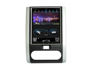 Головное устройство в стиле Тесла FarCar ZF1193 для Nissan X-Trail 2007-2014 с матрицей IPS HD на Android