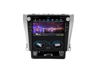 Головное устройство в стиле Тесла FarCar ZF131 для Toyota Camry V50, V55 с матрицей IPS HD на Android