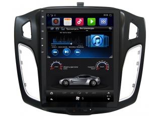 Головное устройство Tesla FarCar ZF150 DSP для Ford Focus 3 со встроенным DSP процессором на Android