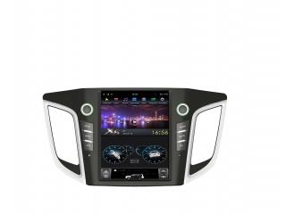 Головное устройство в стиле Тесла FarCar ZF407 для Hyundai Creta с матрицей IPS HD на Android