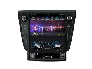 Головное устройство в стиле Тесла FarCar ZF665-1 для Nissan Qashqai 2013+, X-Trail 2015+ с матрицей IPS HD на Android