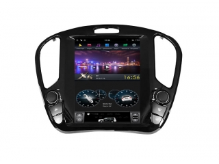Головное устройство в стиле Тесла FarCar ZF749-1 для Nissan Juke 2010+ с матрицей IPS HD на Android