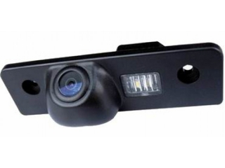Камера заднего вида Incar VDC-010 для Skoda Octavia 04+