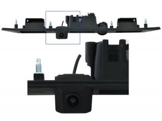 Камера заднего вида Incar VDC-047 для Audi A3, A6, A8, Q7, VW Touareg