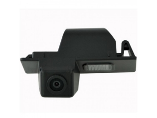 Камера заднего вида Incar VDC-108 для Chevrolet Aveo 12+, Trailblazer, Cruze h/b, wagon, Cadillaс SRX, CTS, Opel Mokka