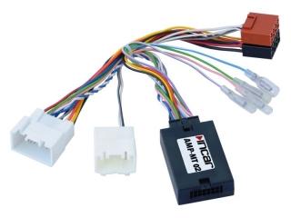 INTRO AMP-MT02 Адаптер усилителя Mitsubishi Outlander XL + Руль