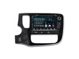 Штатная магнитола IQ NAVI D58-2007C для Mitsubishi Outlander III (2012+) на Android 8.1
