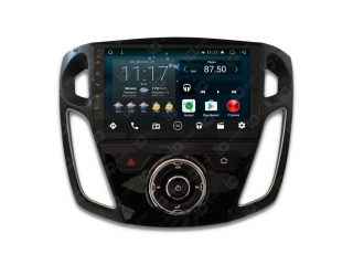 Штатная магнитола IQ NAVI D58-1410 для Ford Focus 3 на Android 8.1