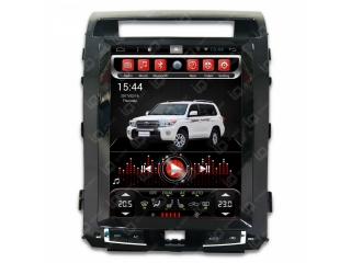 Штатная магнитола IQ NAVI T58-2909-TS для Toyota Land Cruiser 200 2007-2015 Tesla Style на Android 6.0