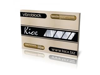 Шумоизоляция VIBROBLOCK EXPERT PLUS (0,54*0,37) (12 л. упаковка)