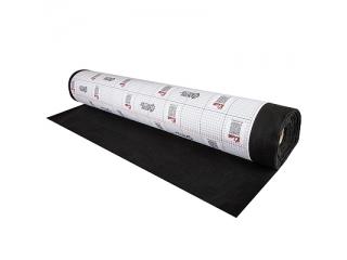 Шумоизоляция Kicx Сarpet A черный (1250*10000)